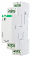 Реле промежуточное PK-3P/ 220V