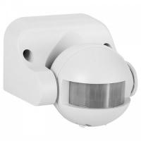 Датчик движения инфракрасный ДД-009-W 1200Вт 180 гр.12м IP44 белый