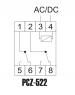 Реле времени РСZ-522,F&F